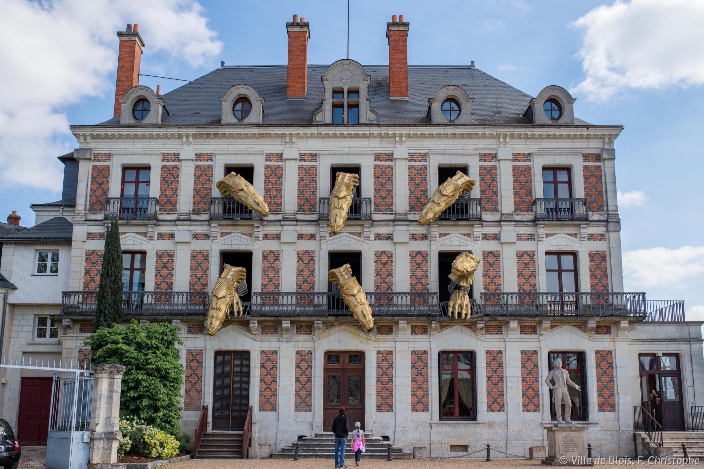 Maison de la magie Robert-Houdin  Ville de Blois
