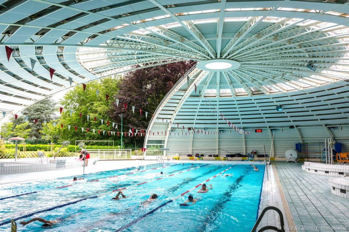 Piscine A Moins De 100 Euros piscine tournesol | ville de blois
