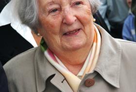 Portrait de Cécile Rol-Tanguy.