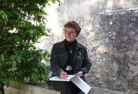 Portrait d'EmmaTreyssède.