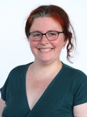 Portrait de Christelle Bérenger.