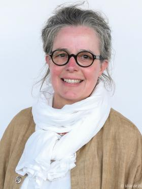 Portrait de Christelle Leclerc.