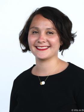 Portrait de Claire Louis.