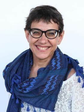 Portrait de Françoise Beigbeder.