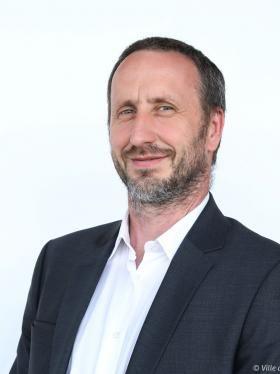 Portrait de Frédéric Orain.