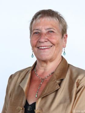 Portrait d'Odile Soulès.