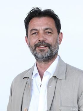 Portrait de Sylvain Giraud.