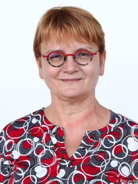 Portrait de Sylvaine Borel.