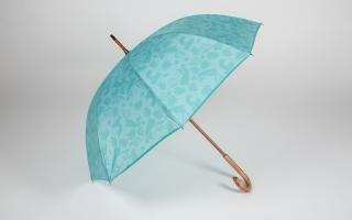 Parapluie artisanal.