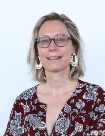 Portrait d'Anne-Sophie Aubert-Ranguin.