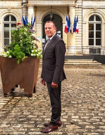 Portrait de Marc Gircourt.