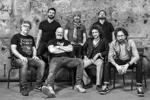 Portrait du groupe.
