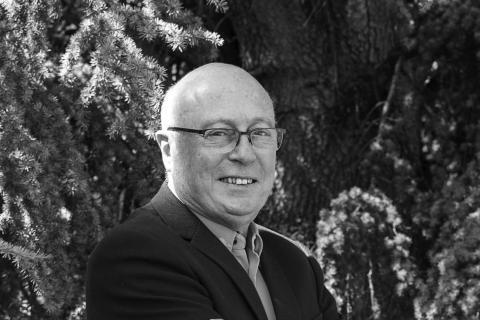 Portrait de Marc Michaud.