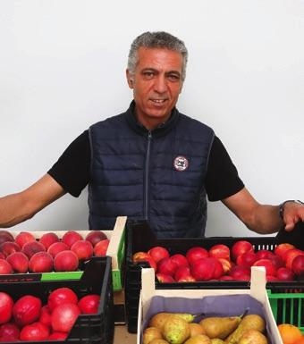 Portrait d'Ahmed Bellakhal.
