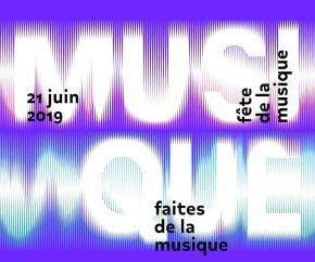 Fête de la musique, 21 juin 2019