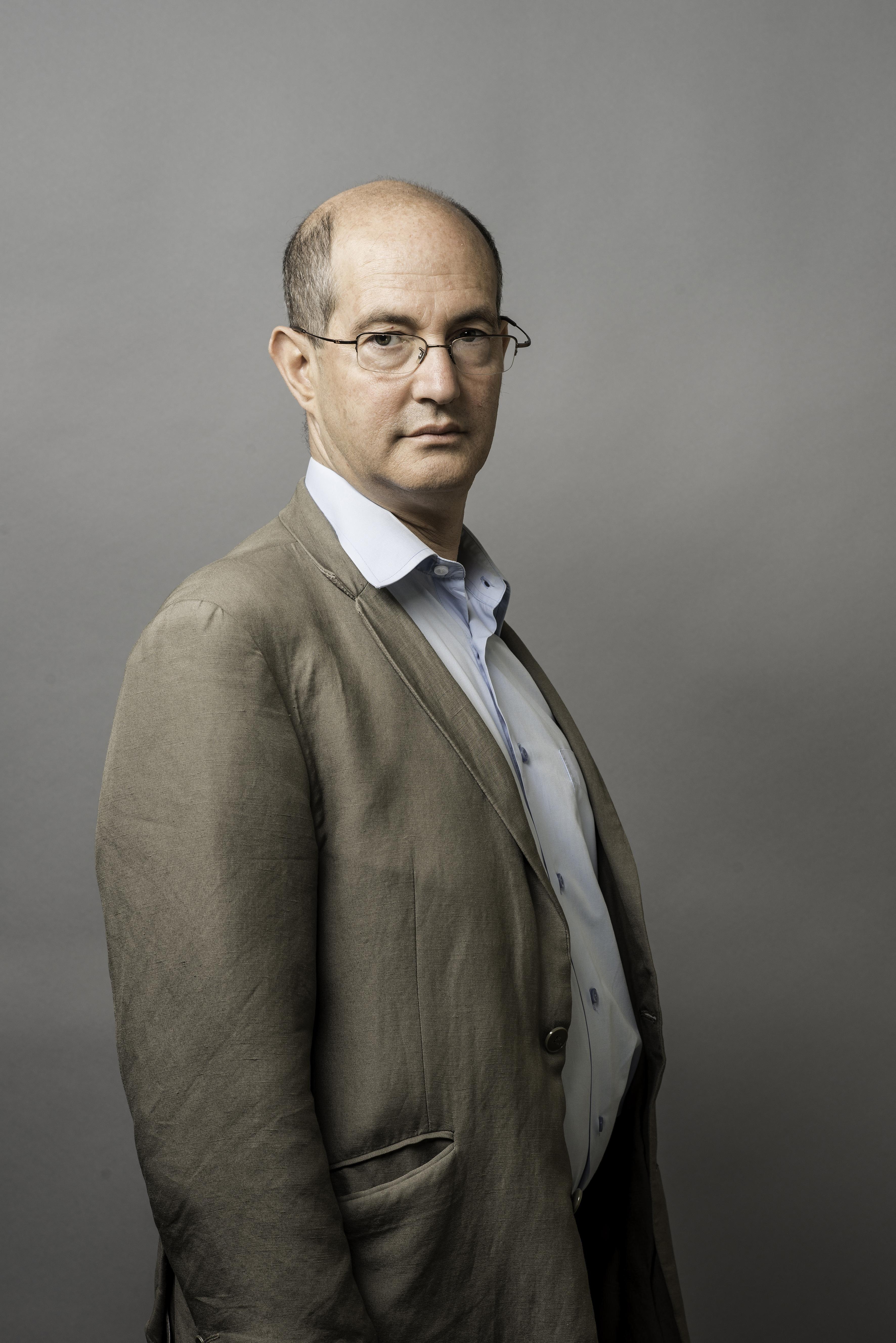 Portrait de Patrick Weil.
